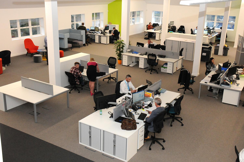 Eden House - New office for Blu-3