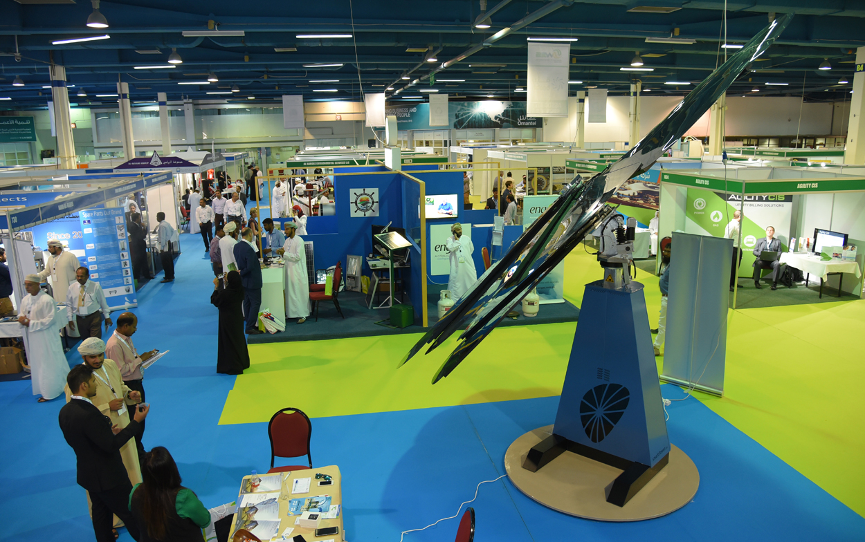 leading water and energy trade show