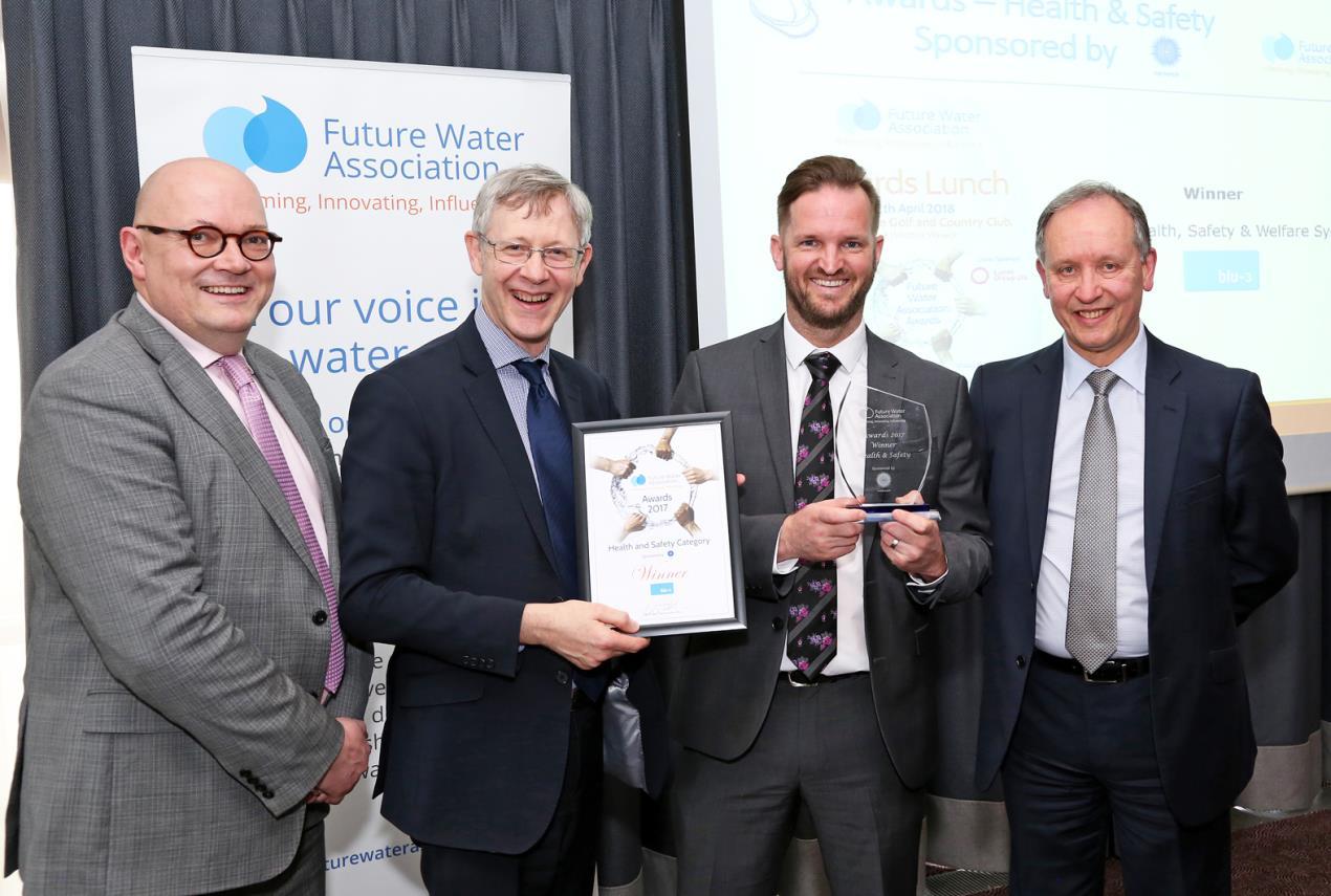 blu-3 health and safety award FWA