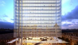 BLU-3 AWARDED PADDINGTON SQUARE CONTRACT
