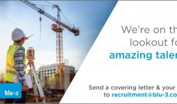 blu-3 are looking to hire a Senior Quantity Surveyor (UK and/or International)