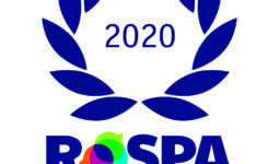 BLU-3 AWARDED ROSPA PRESIDENT'S AWARD FOR OUTSTANDING HEALTH AND SAFETY PRACTICES